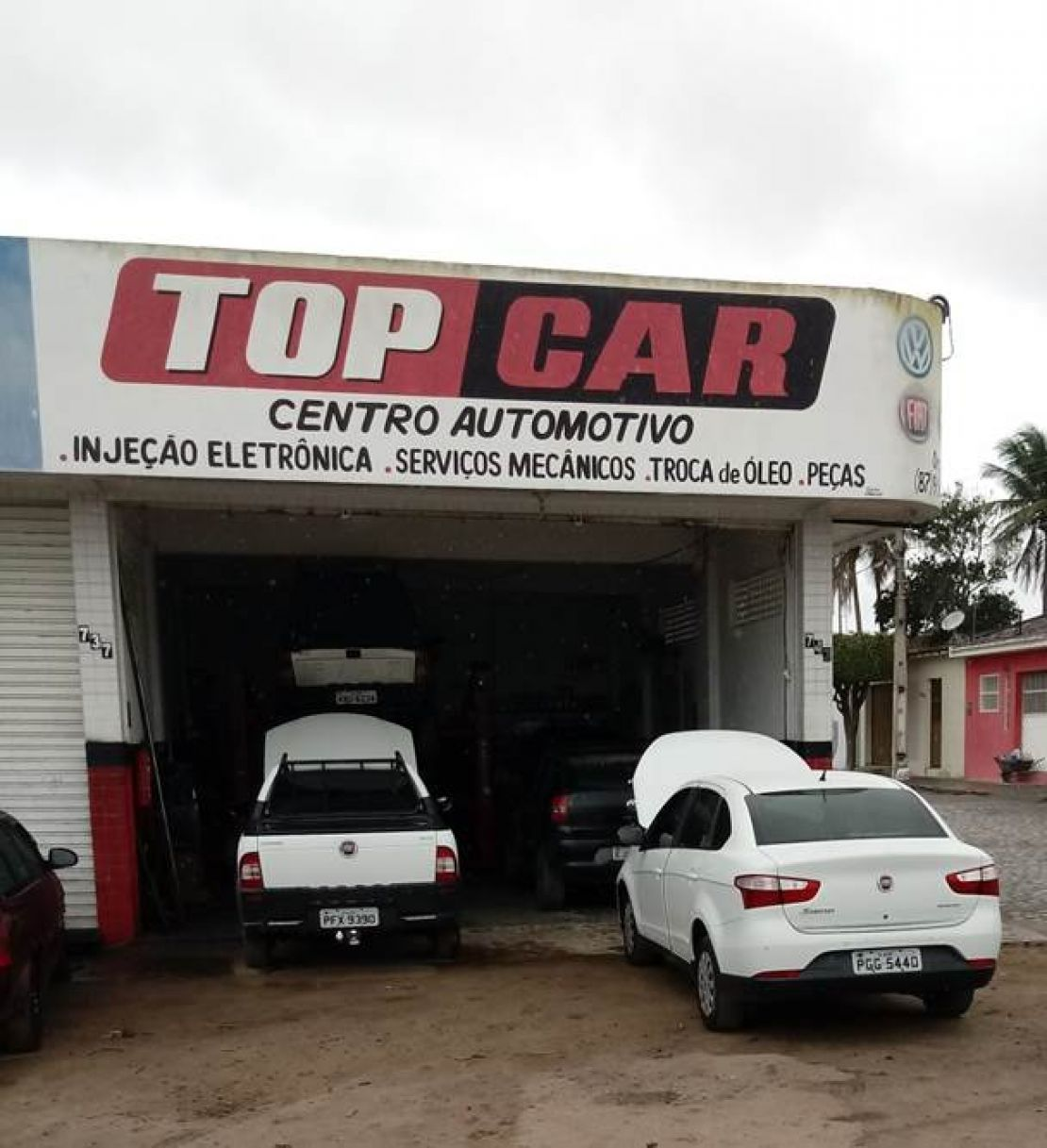Top Car Centro Automotivo Foto 1