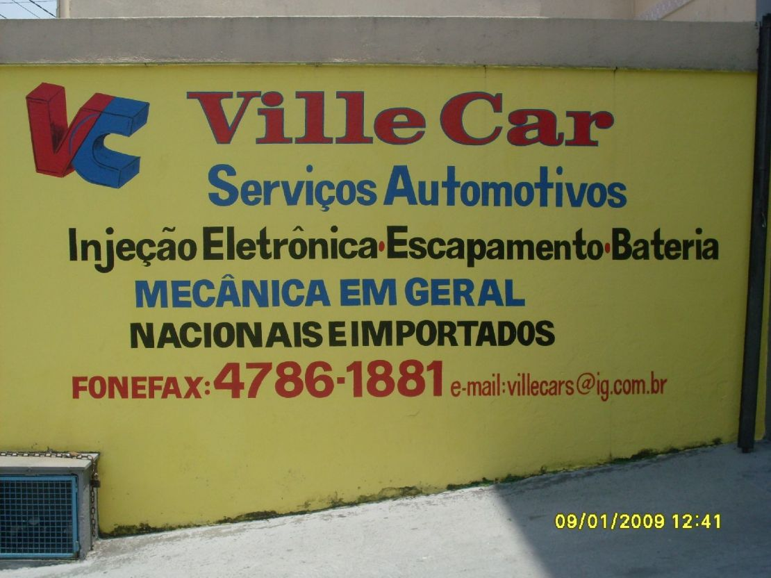 Villecar Servicos Automotivos Foto 1