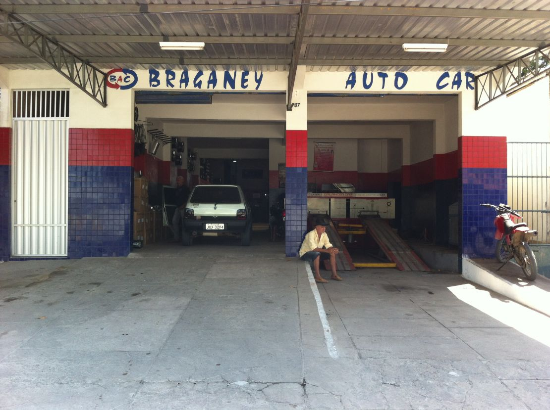 Braganey Auto Car Teste 2 Foto 1