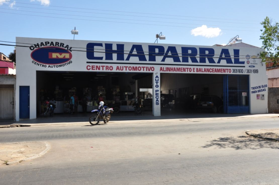 Chaparral Centro Automotivo Foto 1
