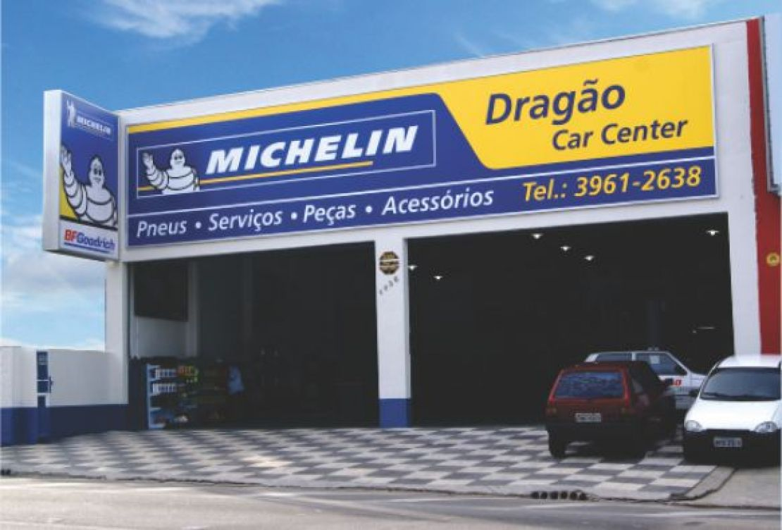 Dragão Car Center Foto 1