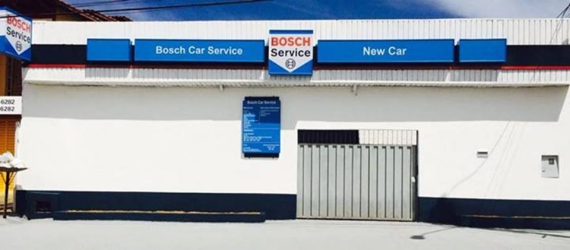 New Car Bosch Service Foto 1