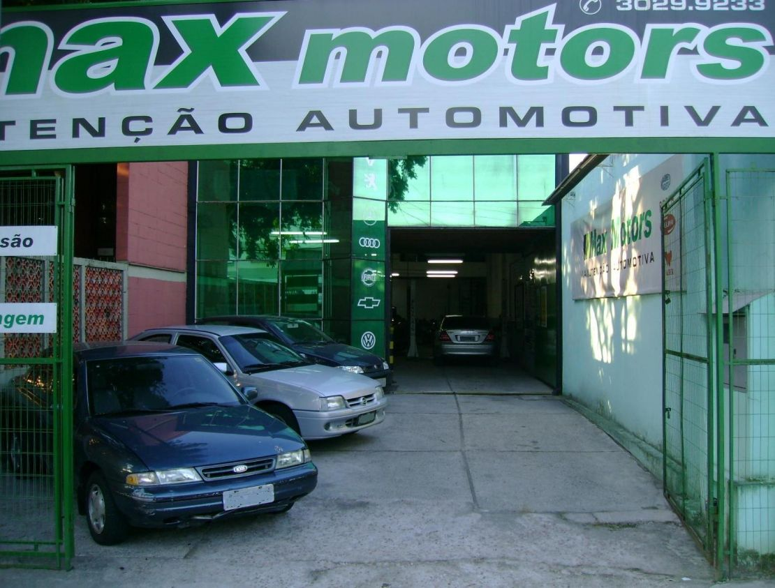 Max Motors - Manutencao Automotiva Foto 1