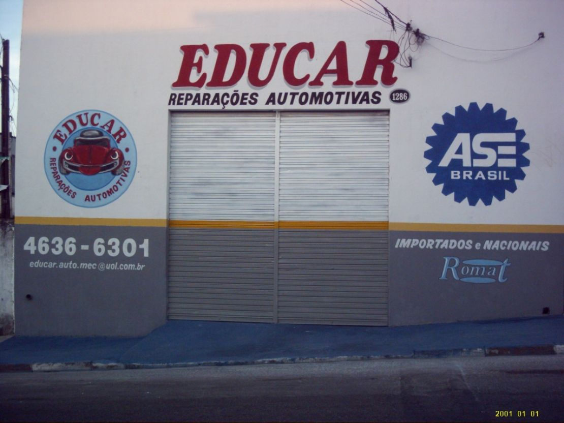 Educar Reparacoes Automotivas Foto 1