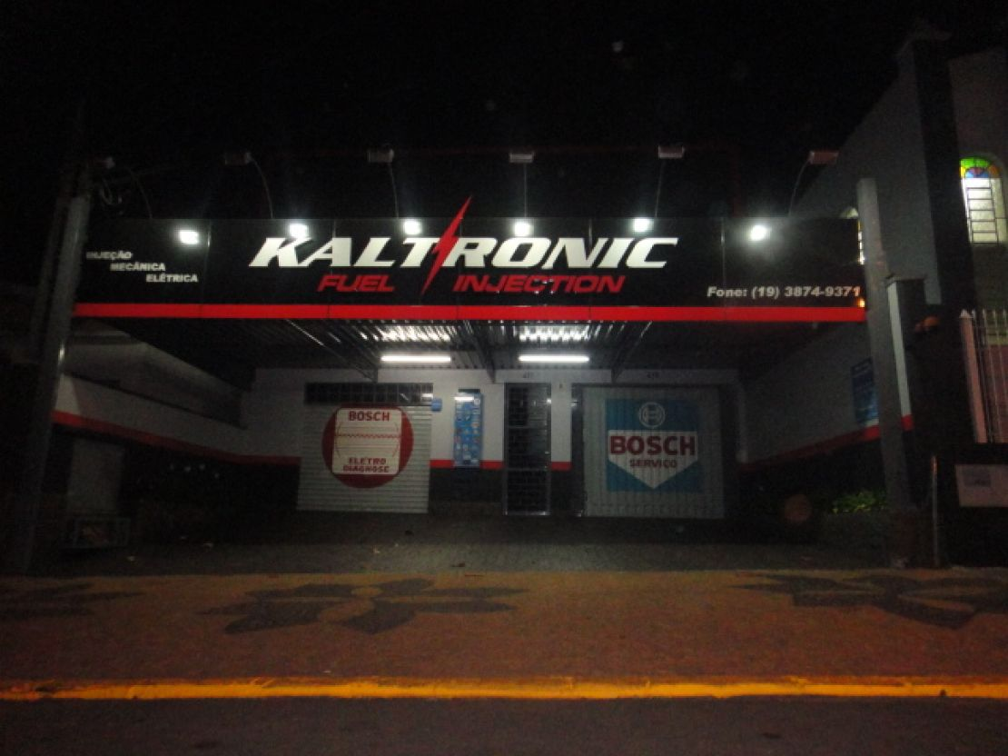 Kaltronic Fuel Injection Foto 1