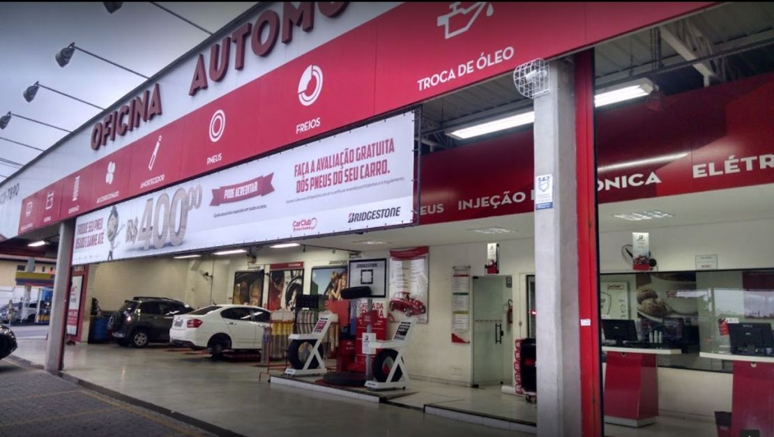 Firestone Car Club - Loja Santo Andre Foto 1