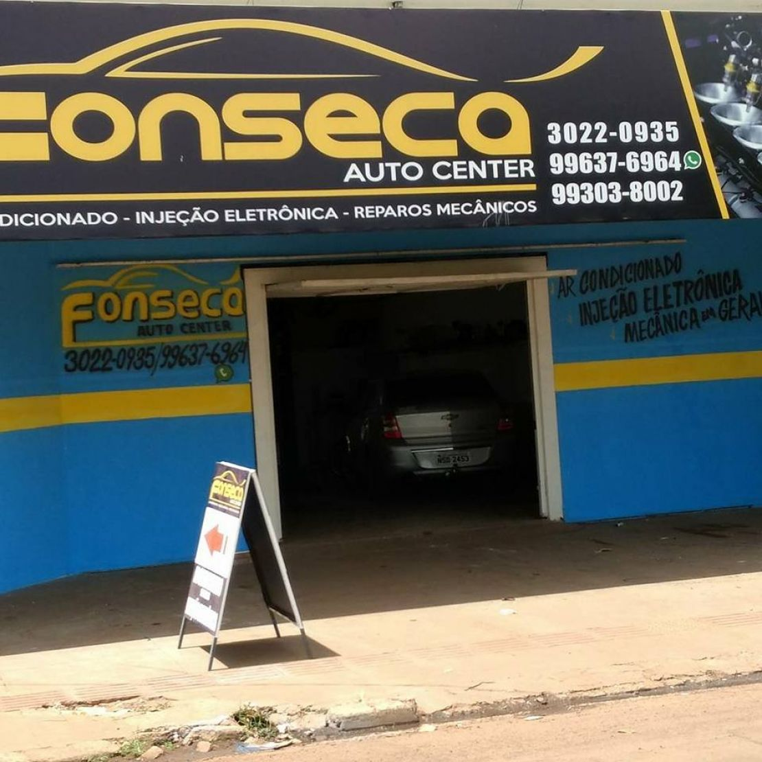 Fonseca Auto Center Foto 1